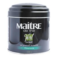 Maitre de The, Молочный оолонг Наполеон 100гр ж/б
