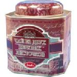 Indu, English Tea с бергамотом , крупный лист 150гр ж/б