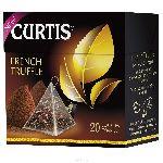ЧайCurtis  Пирамидки French Truffle 20 пак.*1,8 гр.
