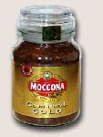Moccona Continental Gold 100 г стекло