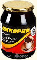 Русский Цикорий Бодрость  330гр стекло