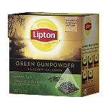 "Lipton ""Green Gunpowder"" пирамидки 20 пакетов"
