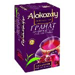 ЧайAlokozayГранат 25 пак.*2 гр.