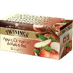 ЧайTwiningsЧерный с ароматом и кусочками яблока,корицы,изюма 25 пак