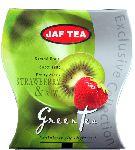 JAF зеленый с клубникой и киви 100 гр