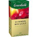 GREENFIELD SUMMER BOUQUET  25 пакетов