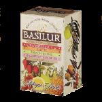 Basilur  Ассорти  Волшебные фрукты  20 пакетов