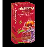Чай Alokozay Черный чай с чабрецом 25 пакетов
