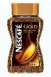 Nescafe Gold 190гр стекло
