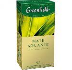 GREENFIELD MATE AGUANTE  25 пакетов