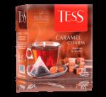 Чай TESS СARAMEL CHARM 20 пирамидок