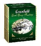 GREENFIELD  EARL GREY FANTASY 100 пакетов