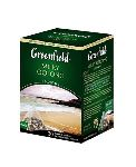 GREENFIELD MILKY OOLONG 20 пирамидок