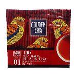 Golden Era черный 100 пакетов
