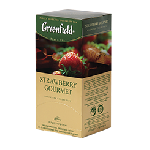 GREENFIELD Strawberry Gourmet 25 пак