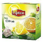 "Lipton ""Citrus"" пирамидки 20 пакетов"