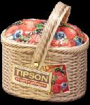 """Чай Tipson """"Лукошко """"  Лесные ягоды 100 гр"""