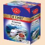 ТИ ТЭНГ  Expresso 100 пакетов