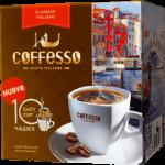 "Кофе Koffesso ""Classico Italiano"" порционный молотый 10 сашетов"