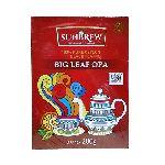 """Чай  """"SUNBREW BIG LEAF OPA""""  черный 200 гр (картон)"""